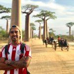 Ein Paraguayer erkundet die Welt