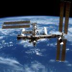 Weiteres Himmelsspektakel in der Morgendämmerung: ISS über Paraguay