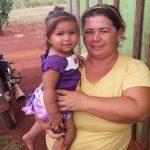 Kindermädchen entführt anscheinend ihr anvertrautes Baby