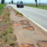 Mautgebühren, aber katastrophale Straßenzustände