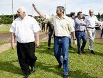 Cartes-Gouverneure stehen Schlange für Abdo Flügel Añetete