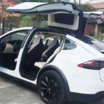 Tesla Model X: Eine Art Space Shuttle