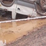 Tödlicher Verkehrsunfall in Loma Plata