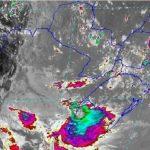 Unwetterwarnung für 11 Departements