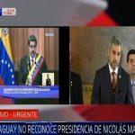 Paraguay bricht alle diplomatischen Beziehungen mit Venezuela ab