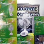 Not macht erfinderisch: Batteriebetriebene Ventilatoren so gut wie ausverkauft