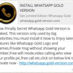 Paraguay: Innenministerium warnt vor WhatsApp Gold Download