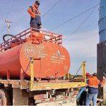 Trinkwasser, ein Problem im Chaco