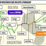 Abschnitt Carmelo Peralta – Loma Plata im Bauprozess