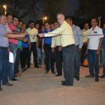 Ein neuer Park in Loma Plata zum Wohle der Bevölkerung