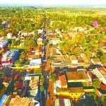 San Juan Nepomuceno, die eigentliche Hauptstadt von Caazapá