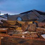 Unwetter richtet Schäden im Chaco an