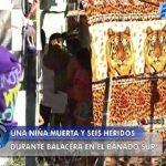 8-jähriges Mädchen stirbt bei Schießerei in Asunción