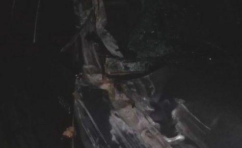 Tödlicher Unfall auf der Ruta Transchaco