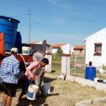 Seit 30 Tagen ohne Trinkwasser