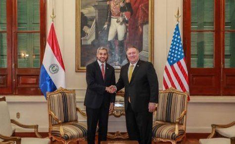 Minderung der Straflosigkeit auf der US-Agenda in Paraguay