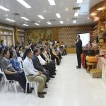 2.563-jähriges Bestehens Buddhas gefeiert
