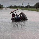 Überschwemmungen im Chaco kosteten bisher 5 Leben