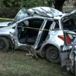 Schwerer Unfall hinterlässt drei Tote und zwei Verletzte