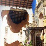 Das Omen erfüllt sich: Jesuiten-Kirche stürzt ein