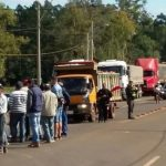 Trucker: Die soziale Explosion droht
