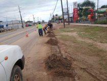 Chaco: Loma Plata und Umgebung wieder auf Vordermann