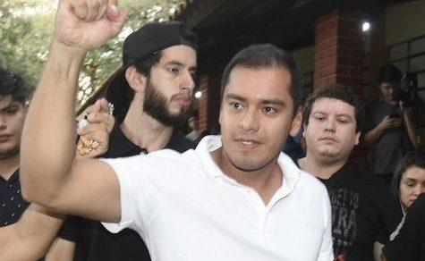 Prieto prangert Verfolgung durch HC an und ruft zu Demonstrationen auf