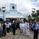 Nichts ist mehr heilig: Einbruch im Pfarrhaus während Marienverehrung