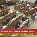 Victor Bogado ist kein Senator mehr