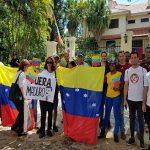 Operation Libertad: Venezolaner zeigen Unterstützung