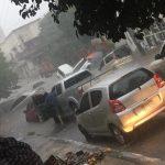 Bilder des Grauens: Asunción bei Unwetter