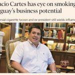 Horacio Cartes gesteht Fehler öffentlich ein