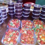 Teure Nascherei: Erdbeeren werden rotes Gold