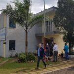 Zweigstelle der Essap in Villarrica überfallen