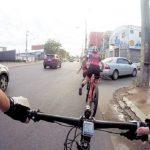 Fahrerflucht: Radfahrerin bei Unfall schwer verletzt