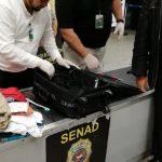 Brite mit Kokain am Flughafen erwischt