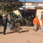 9 Tote nach Meuterei in Gefängnis