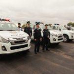 Fortschritte bei der Bekämpfung der Kriminalität und der Sicherheit der Bürger hervorgehoben