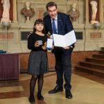 Der Freistaat Bayern zeichnete eine 8-jährige Paraguayerin aus