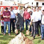 Gesundheitszentrum in der Goldgräberregion wird ein Krankenhaus