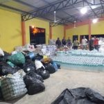 Erzdiözese sammelt 25 Tonnen Lebensmittel für Hochwasseropfer