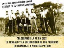 Chaco: Loma Plata feiert sein Gründungsjubiläum