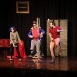 Der verrückte Mariscal López: Ein Theater unter Polizeischutz