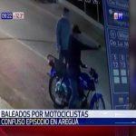 Zu lautes Motorrad: Beschwerdeführer angeschossen