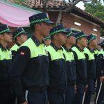 Verkehrspolizei im Streik
