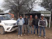Chaco: Vermisster Mann leblos aufgefunden