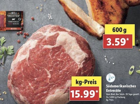 Berühmt Ist südamerikanisches Rindfleisch zu billig in Deutschland &LA_97