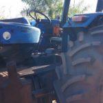 Kleinkind von Traktor überrollt