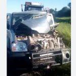 Schwerer Verkehrsunfall auf der Ruta Transchaco