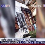 Busse für den internationalen Waffenhandel benutzt
